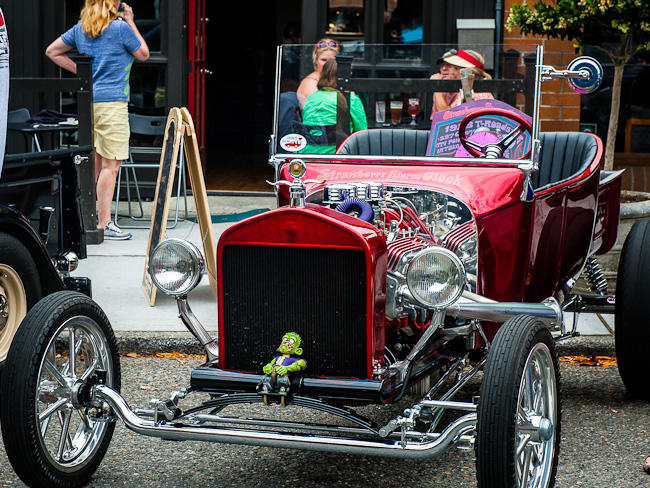 """1923 T-Roadster, the """"Strawberry Alarm Clock"""""""