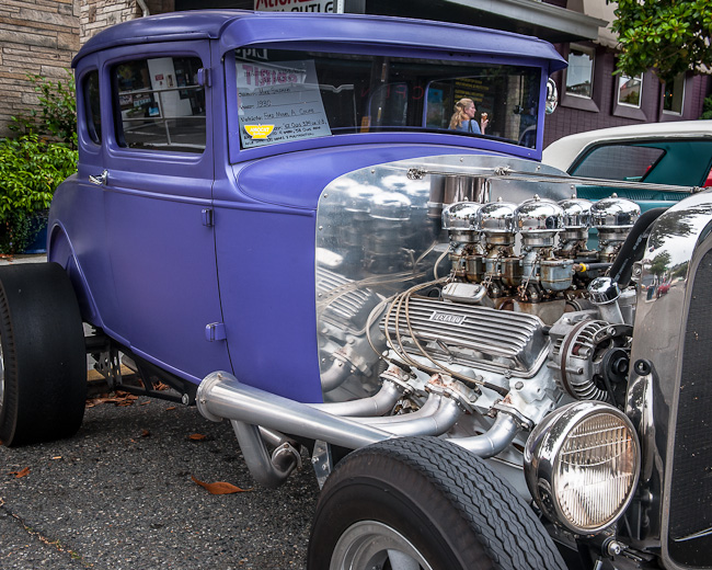 1930 Ford Model A Coupe - Another View