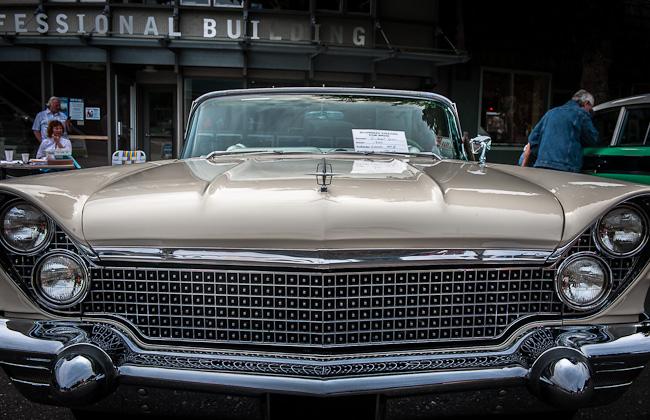 1960 Lincoln MKv 430 V8