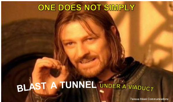Viaduct meme