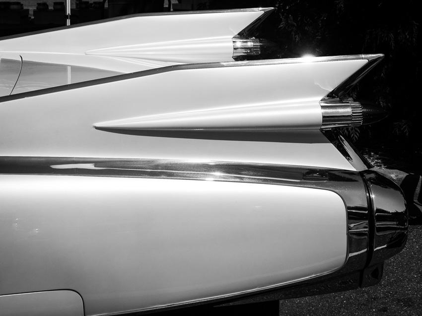 1950 Cadillac Eldorado - tail fins