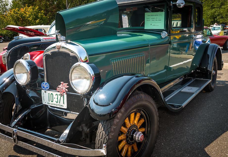 1927 Rio Coupe