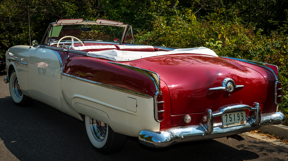 1952 Packard Convertible