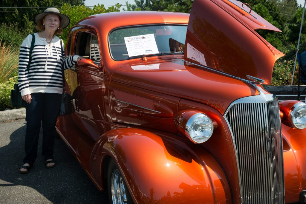 1937 Chevy  master coupe 1