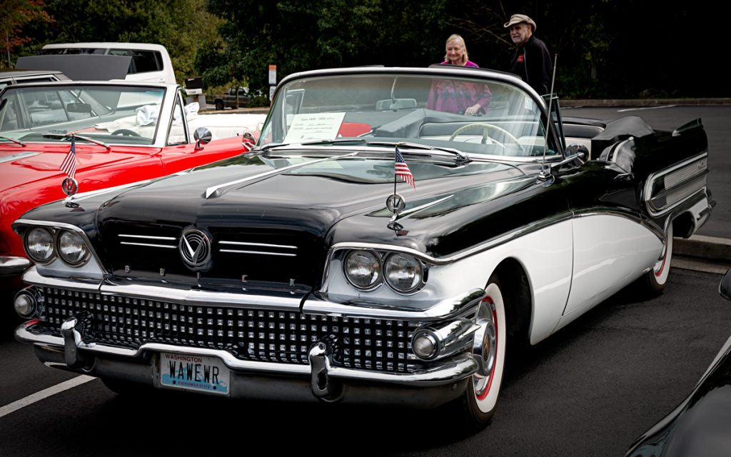 1958 Buick Century - side view